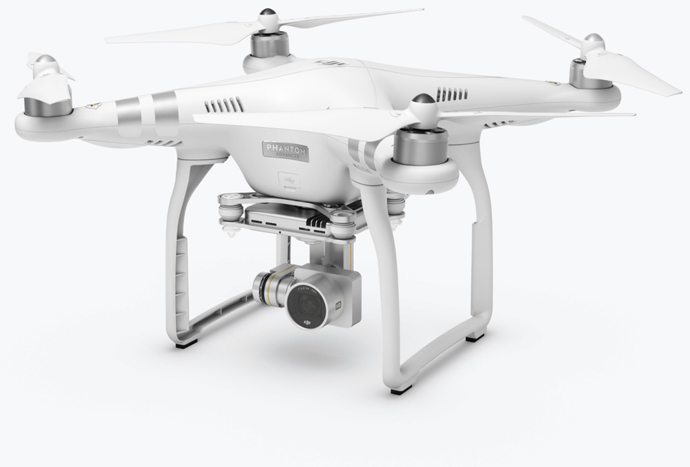 Dji-Phantom 3 Advanced