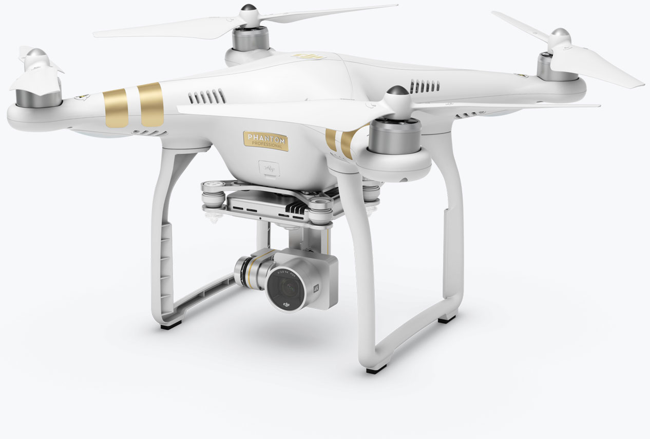 Dji-Phantom 3 Professional