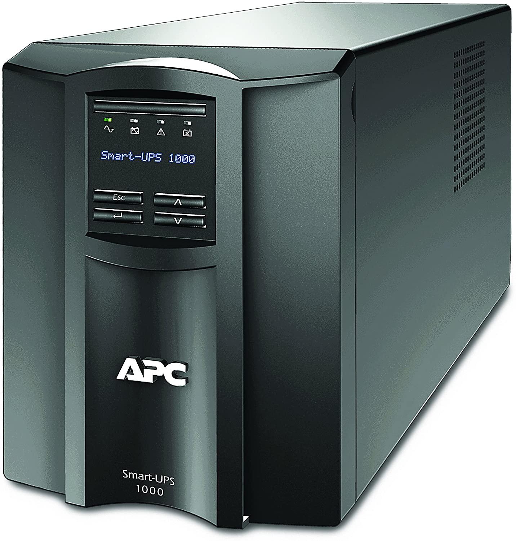 APC-Smart-UPS SMT1000